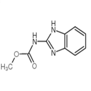 Methyl N-(1H-benzimidazol-2-yl)carbamate CAS Number 10605-21-7