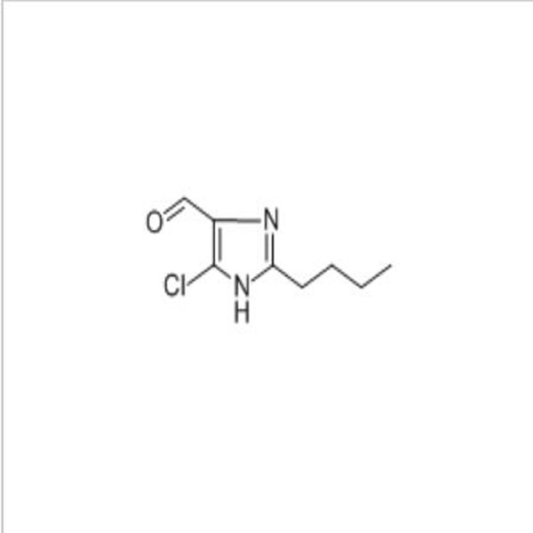 2-Butyl-5-Chloro-1h-Imidazole-4-Carboxaldehyde CAS: 83857-96-9