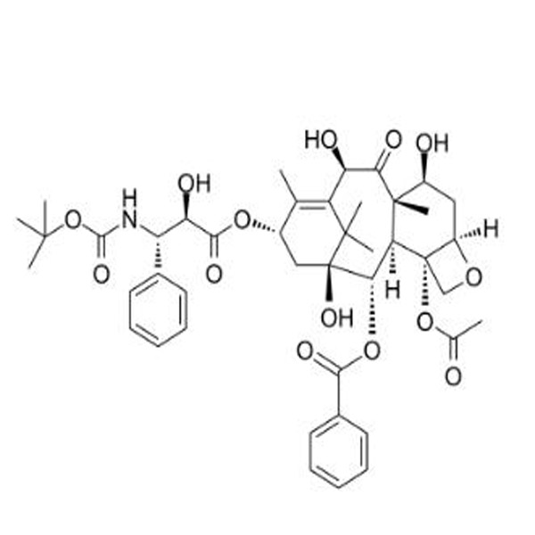 Good Quality Anti-cancer Drug Docetaxel Anhydrous Cas 114977-28-5