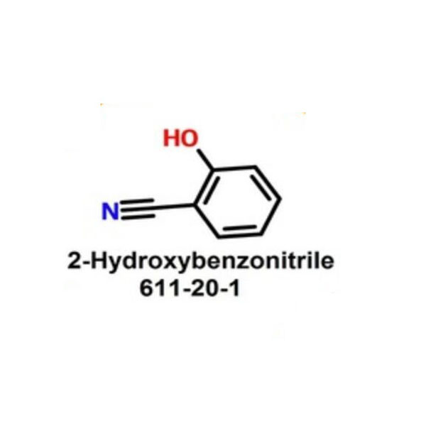 Supply 2-Cyanophenol Benzonitrile 611-20-1 with reasonable price and fast delivery