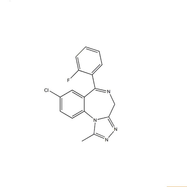 98% Purity 8-Chloro-6- (2-fluorophenyl) -1-Methyl-4h - Clearsynth Flualprazolam Supplier