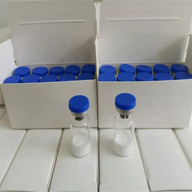 High Purity Human Growth Hormone CAS 12629-01-5 HGH 191aa